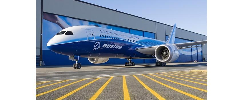 A SHARP és a Boeing repülőgépek...