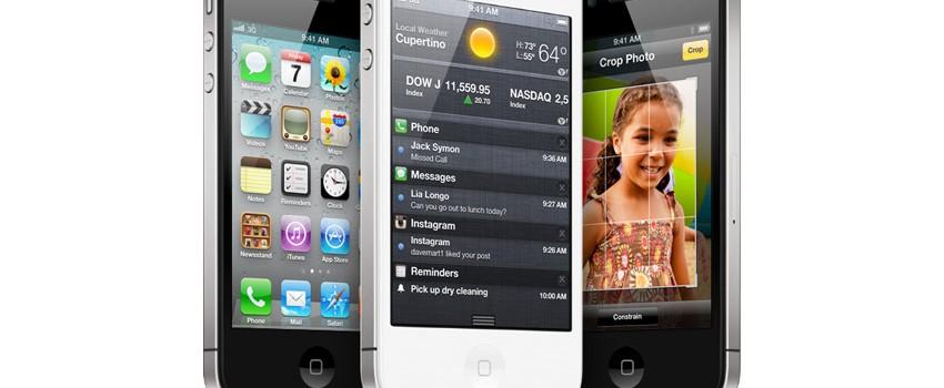 SHARP kijelzők az új IPhoneban