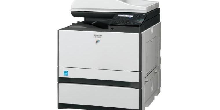 Sharp irodai multifunkciós nyomtatók helytakarékosabb kivitelben