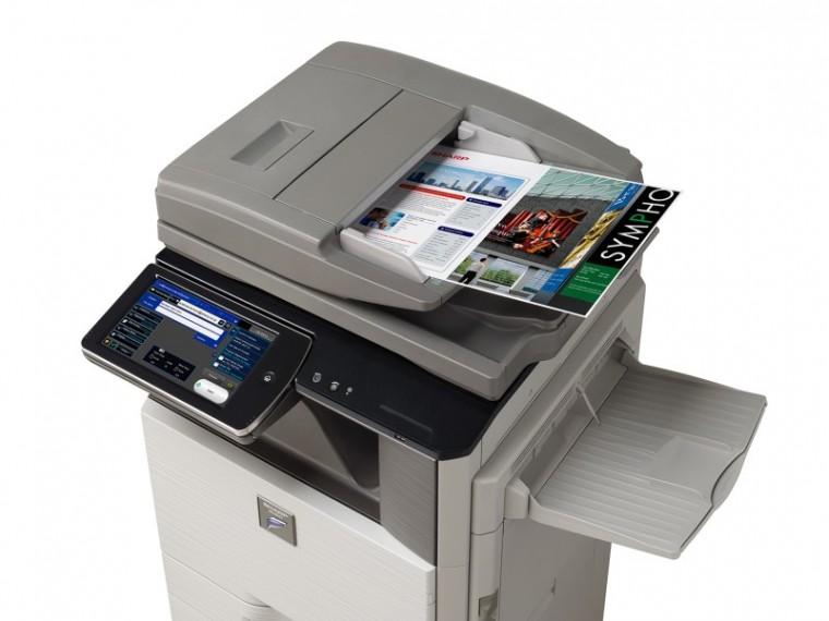 Hat új energiatakarékos nyomtató a Sharptól