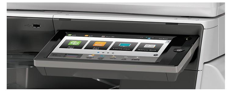 Mozgásérzékelők az új Sharp multifunkciós nyomtatókban
