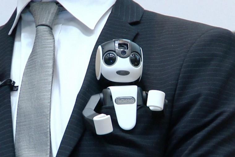 Robotformájú mobil a SHARP kínálatában