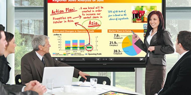 Touch Viewer – kézre eső együttműködés