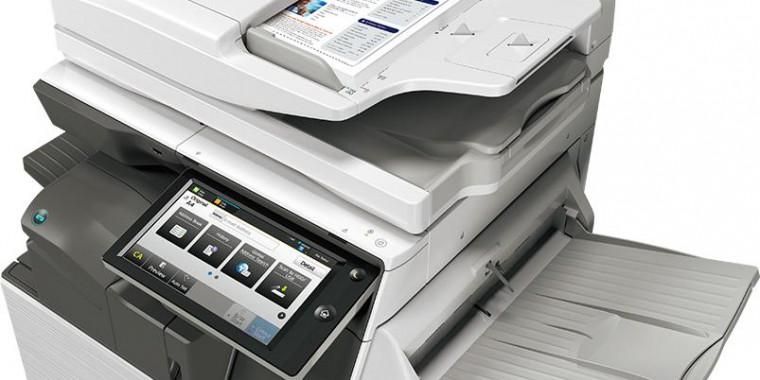 SHARP nyomtatók eredeti PANTONE kalibrációval